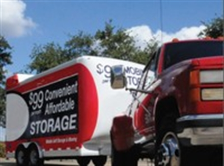 Low Cost Mobile Storage Franchise
